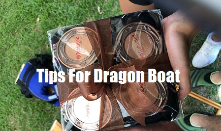 Tips for Dragon Boat